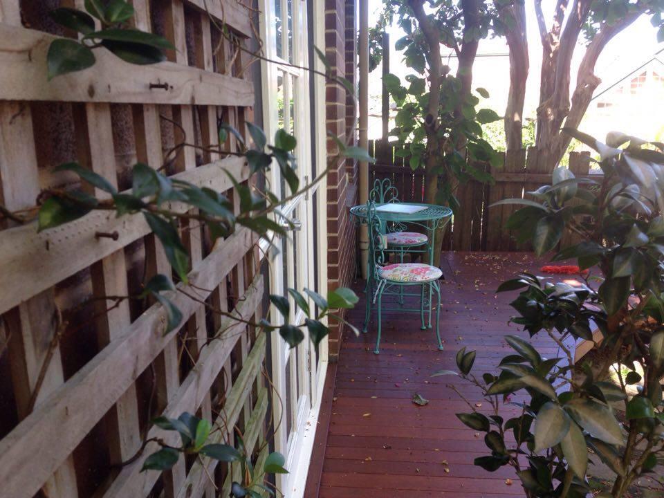 garden apt Australia